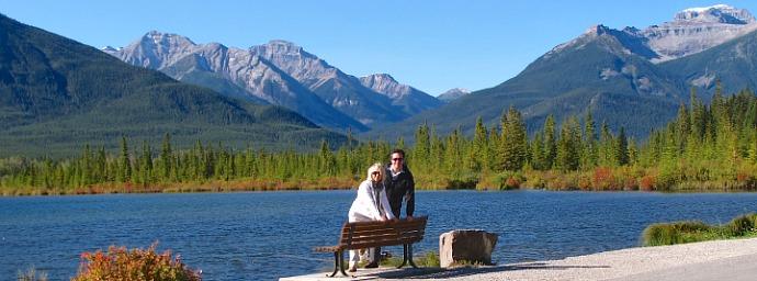 Honeymoon in Canada