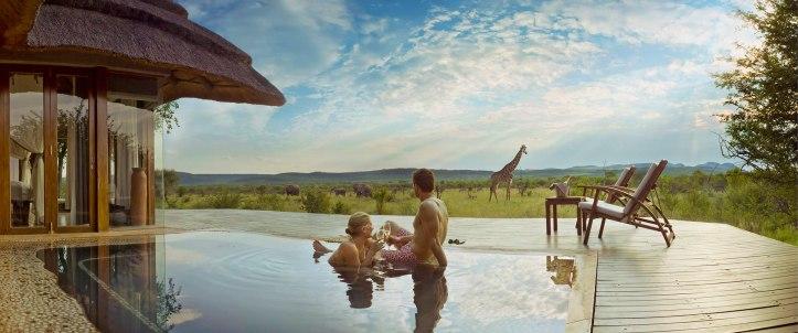 Honeymoon in South Africa